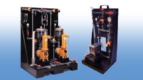 Metering Of Chemicals Prominent Fluid Controls Inc